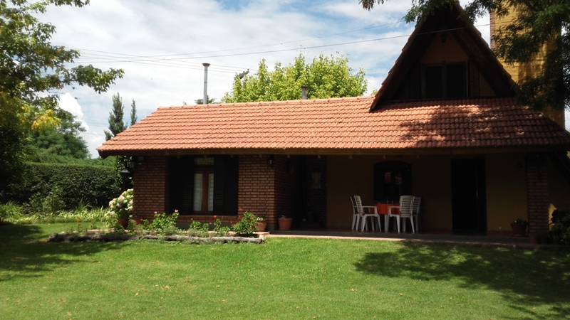 Casa Alpina – Centro de La Cumbre-